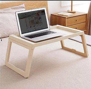 Adjustable Wooden Laptop Table