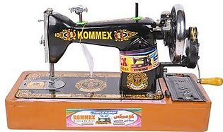 KOMMEX Sewing Manual Machine - Black