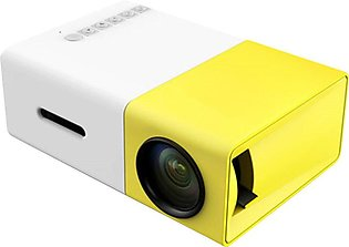 Yg300 Led Mini Projector Audio Hdmi Usb 3.D Pico Projector LC.D Video Proyector