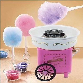 Electric Mini Sweet Cotton Candy Maker Machine