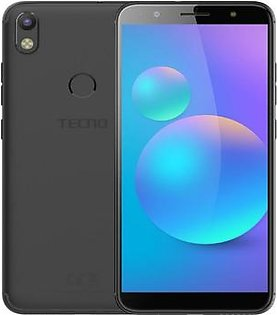"Camon I Air Mobile Phone - 5.65"" - 2GB RAM - 16GB ROM - Fingerprint Sensor - Black"