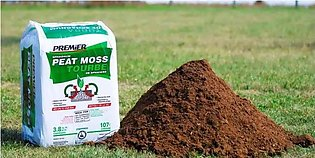 Professional Peat moss 1KG Imported Pack,