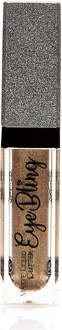 Matte Liquid Glitter Eyeshadow - Dull Gold - 7ml