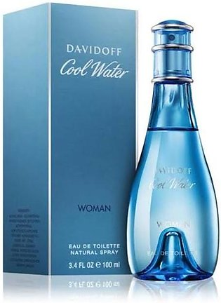 Cool Water For Women EDT 100 ml