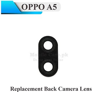 Oppo A5 Replacement Back Camera Lens Glass For OPPO A5