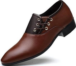 Men's Leather Shoes New Products Business Suit Leather Shoes Men's Size Casual …
