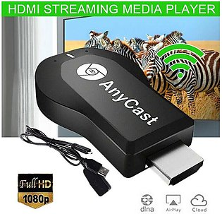 M4 Plus Wireless Display Dongle Receiver Airplay 1080P HDMI Airplay Dongle