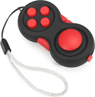 Loveliness Relieves Stress Fidget Hand Shank Pad Rubber Toy Handle ADHD Anxiety Release Pad
