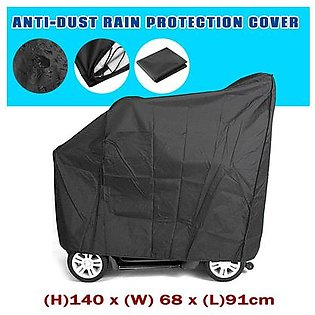 The old tree 140cm Mobility Scooter Wheelchair Waterproof Storage Cover Rain Protection