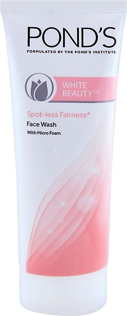 Ponds White Beauty Facewash 50g (One Day Delivery in Okara)