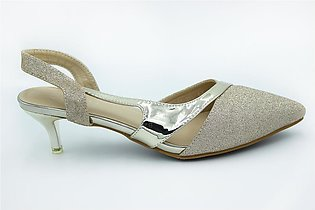 Milli Shoes- Fancy Low Heel Sandal Art.9406