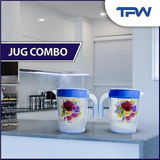 TPW Deal 6--2 Piece Jugs Combo for cold drinks and water fridge safe bpa free