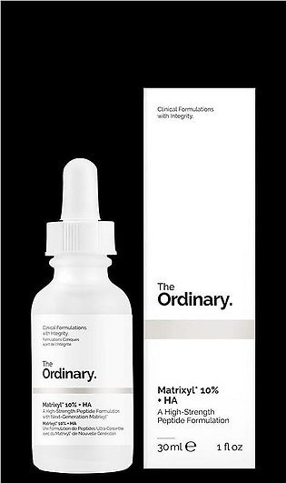 The Ordinary Matrixyl 10% + HA - Decrease Fine Lines & Static Wrinkles 30ml U...