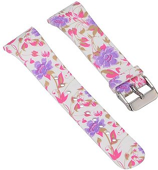 Silicone Printed Wrist Strap For Samsung Gear Fit 2 SM-R360/Fit2 Pro R365