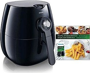 HD9220/20 - Viva Collection Air Fryer - Black