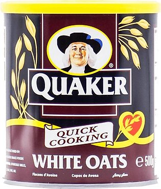 Quaker Cereal White Oats 500 gm