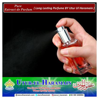 Black Captain Red - Pure Extract de Parfum - ( Long Lasting Perfume Made BY Utur Ul Haramain )