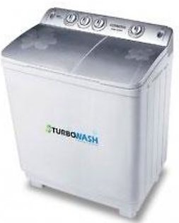 Kenwood Semi Automatic Washing Machine 10 Kg - KWM-1012SA - White