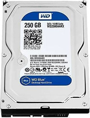 Internal PC Hard Disk 80GB, 160GB, 250GB, 320GB, 400GB, 500GB, 1TB, 2TB, & 3TB