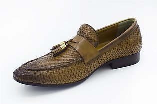 Milli Shoes-Men Formal Moccasin Art.51143