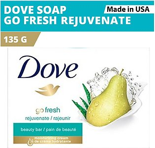 Dove Soap Go Fresh Touch Beauty Soap Bar-113 G   Made In USA
