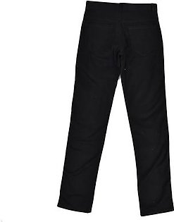 Mens Casual Club Cotton Pant - Black Color by Chase Value Centre