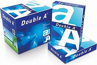 Double A - A4 Size Paper 80g - 5 Reams