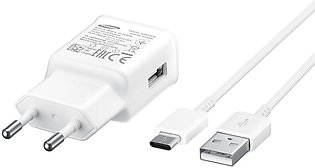 Original Samsung Fast Charger USB Type-C Cable Galaxy S8 S9 + S10 Note 8 9 A5 A7