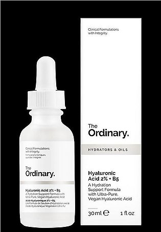 The Ordinary Hyaluronic 2% + B5 Serum 30ml Unisex