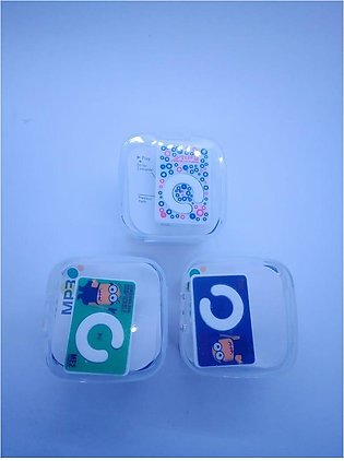 Mp3 Player Shuffle with Handfree - Multicolor