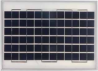 12V 10W Watt Polycrystalline Cells Solar Panel Poly Solar Module Battery Charger