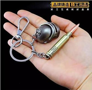 PUBG Keychain pack of 2