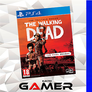 Ps4 The Walking Dead The Final Season PS4 Games PlayStation 4 Games