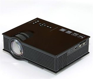 Home Theater Mini Projector Portable HD Projection