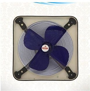 Exhaust Fan Metal Body with Front Grill