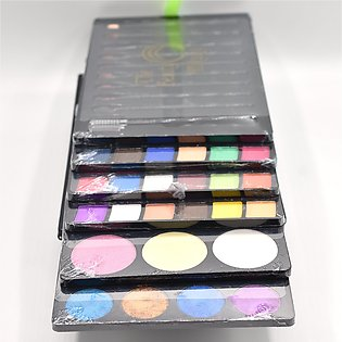 All in One Makeup Kit Multicolor