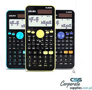 Multi Function Scientific Calculator - 82ES - Blue