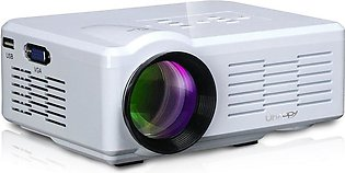 U35 Mini Projector 1080P LED High Definition Mini Projector Supports picture