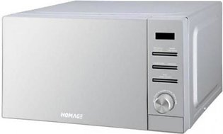 HOMAGE Microwave Oven - 203S - Silver