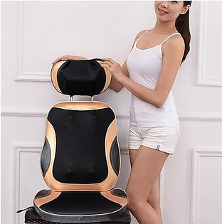 【Buy more get more promotions】---220V Removable Electric Household Massage Chair Cushion Neck Back Hip