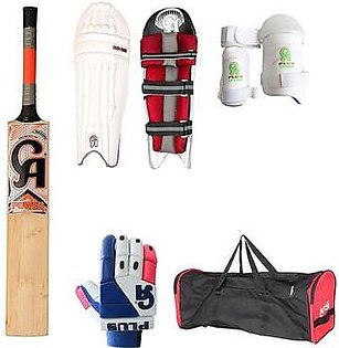 CA Sports Cricket kit Complete Set