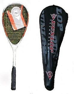 Squash Racket With Cover