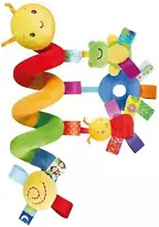 Baby / Bed Winding / Baby Lathe Hanging Color Code Bed Around Baby Toys