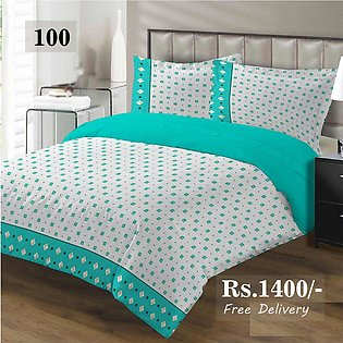 Bedsheet For King Size Double Bed BD 100