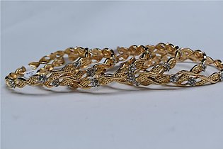 Singapore Imported High Quality Gold Plated Bangles for Ladies/ Girls/ Women ...