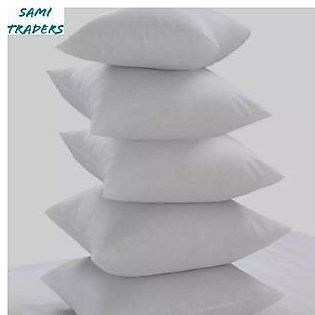 Sofa Cushion Set Of 5 Pcs Filling Imported Ball Fiber Polyester Size 14 x 14