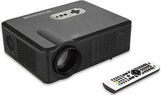 Home Projector Mini Miniature Portable 1080P HD Projection LED