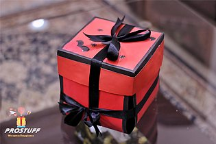 Sniker theme chocolate gift Box for your loved one's