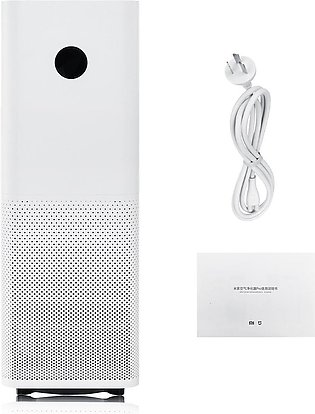 Original Xiaomi OLED Display Smart Air Purifier 2S Smoke Dust Peculiar Smell ...
