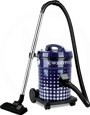 Westpoint WF-104 - Drum Type Vacuum Cleaner With Blower
